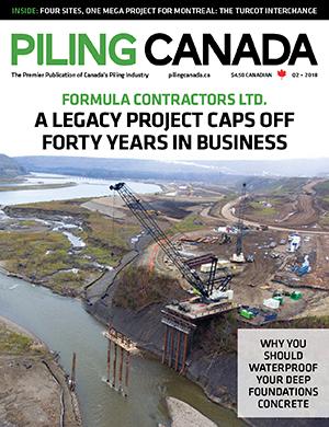 Piling Canada Magazine